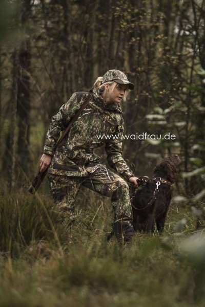 Deerhunter Damen Jagdjacke Lady Christine Camouflage