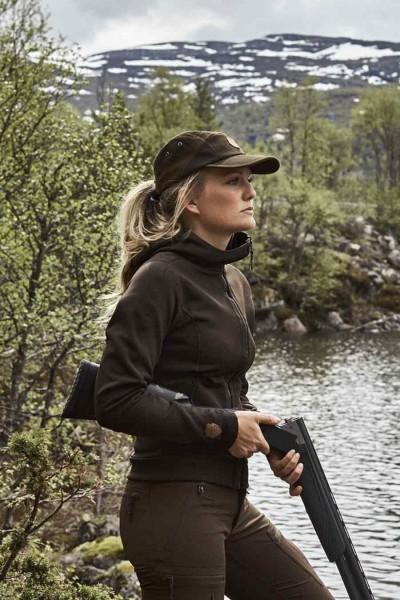 Northern Hunting Damen Fleecejacke Hela