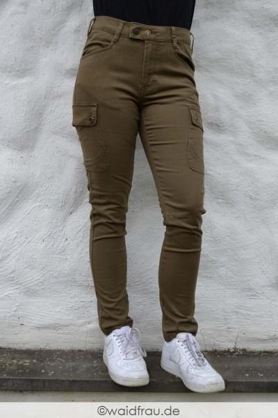 Pinewood Damen Jagd Stretch-Jeans SERENGETI