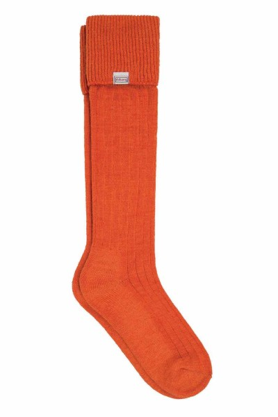 Dubarry Alpaka Socks - Stiefelstrümpfe /Terracotta