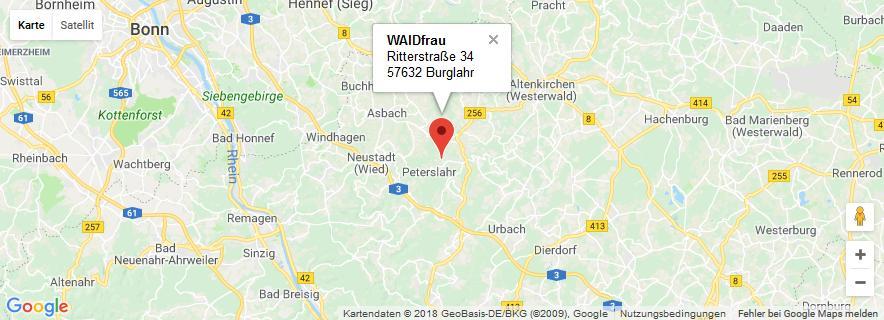 WAIDfrau in 57632 Burglahr