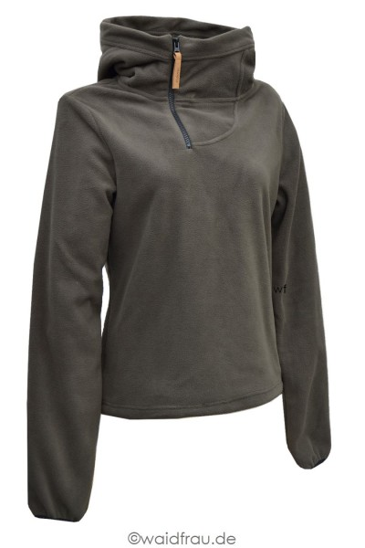 Hubertus Ladies Fashion Damen Fleece Hoody