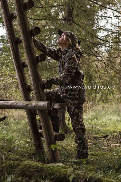 Deerhunter Damen Jagdhose Lady Christine Camouflage