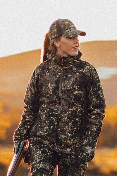 Alaska Elk Damen Jagdjacke Superior BlindTech