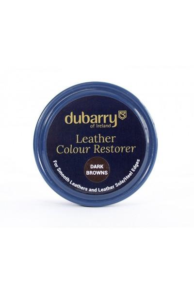 Dubarry gefärbte Schuhcreme / dunkelbraun