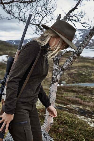 Northern Hunting Damen Fleecepullover / Hoodie Freja