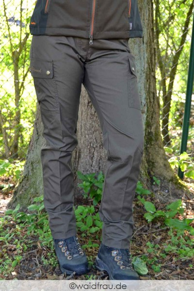 Pinewood Damen Outdoor Jagd Hose Finnveden Tight