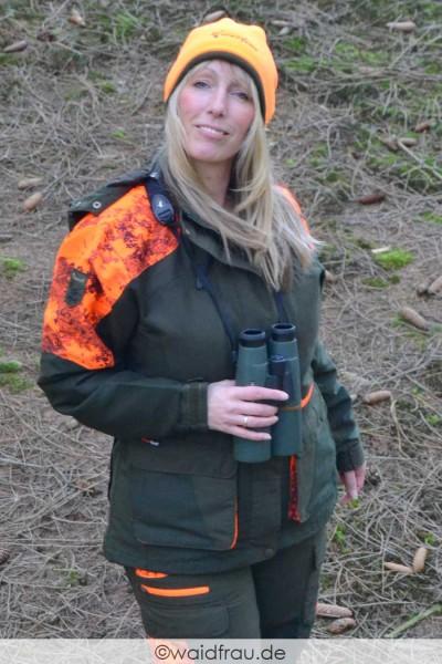 Pinewood Damen Jagdjacke Forest Camou