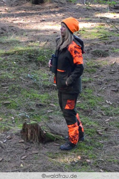 Pinewood Damen Jagdhose Forest Camou